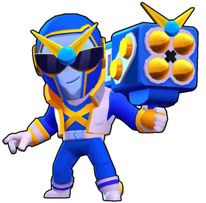 Descargar brock brawl stars super ranger