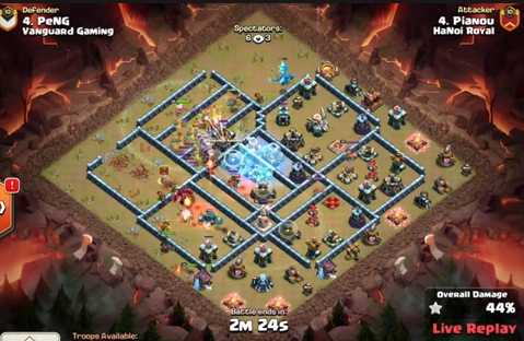 download clash of clans english