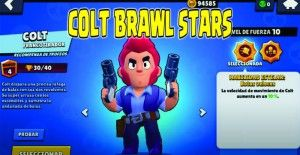 colt brawl stars android