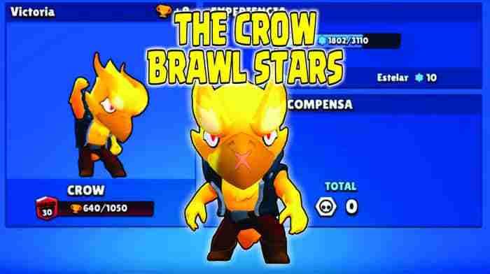 crow brawler