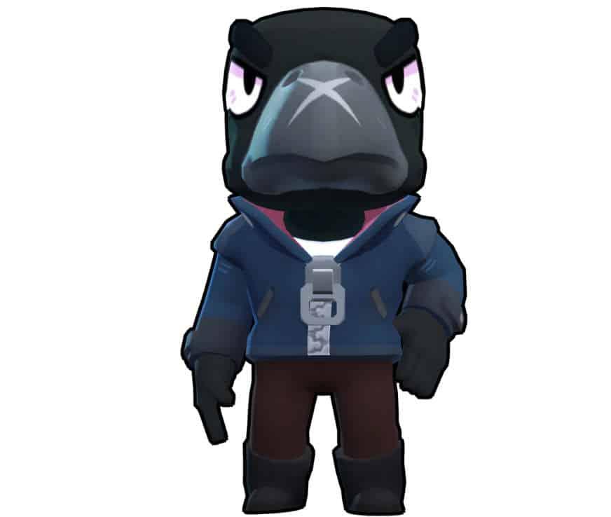 crow veneno