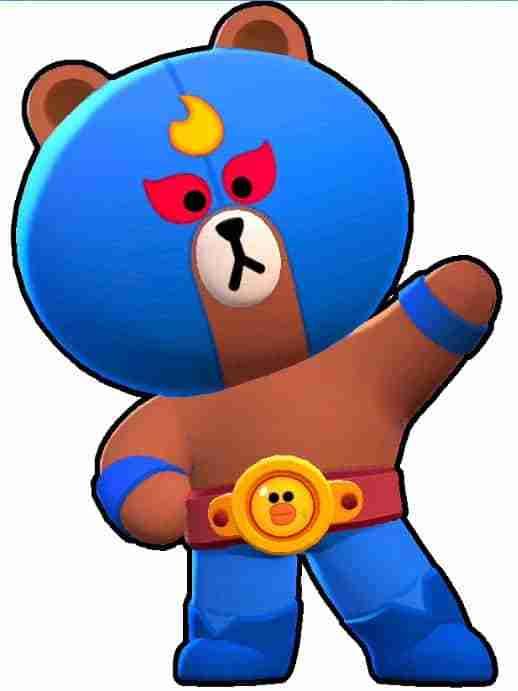 El primo brawl stars oso