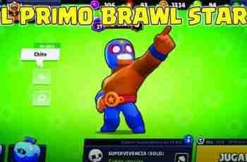 El primo brawl stars game