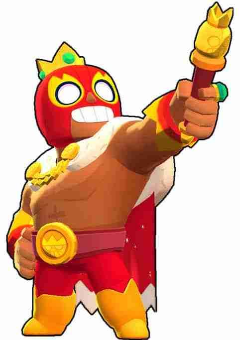 El primo brawl stars king