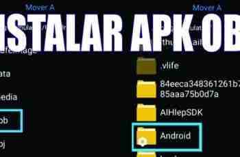 abrir archivos obb android