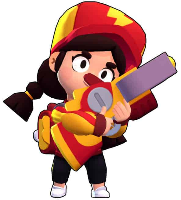 Descargar jessie brawl stars red dragon
