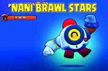 nani brawl stars default