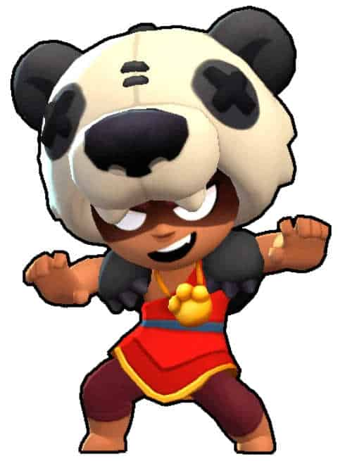 Descargar nita brawl stars panda sola
