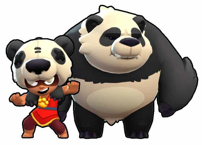 nita brawl stars china