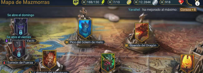 raid shadow legends apk mazmorra
