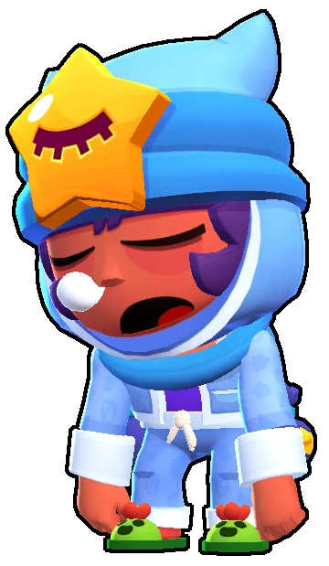 Descargar sandy Brawl Stars sleepy
