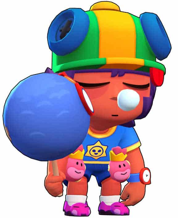 Descargar sandy Brawl Stars sugar rush