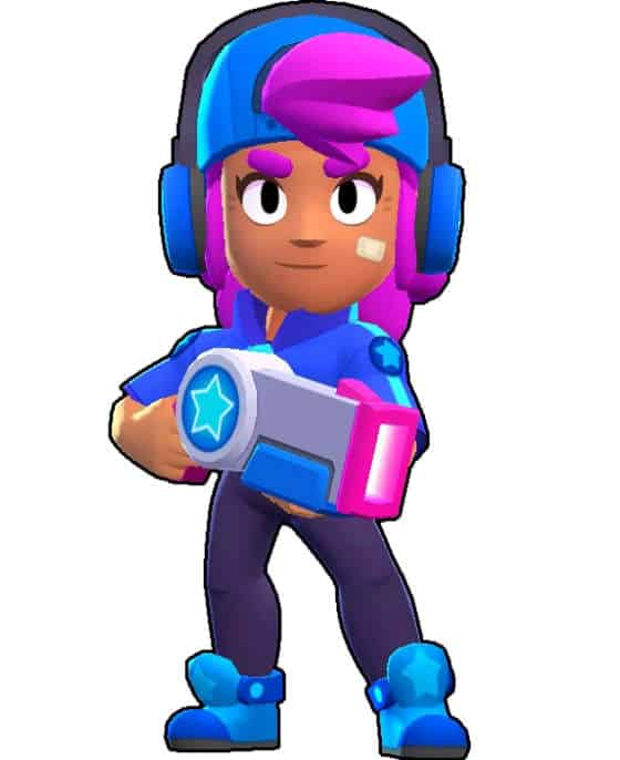 shelly brawl stars anterior