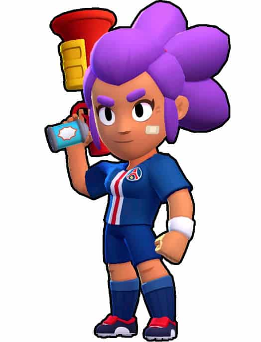 shelly brawl stars futbol