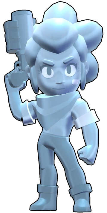Descargar shelly brawl stars silver