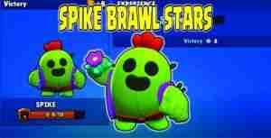 spike brawl stars cactus