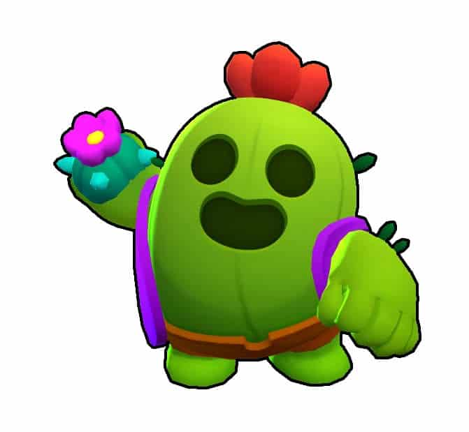 spike brawl stars default